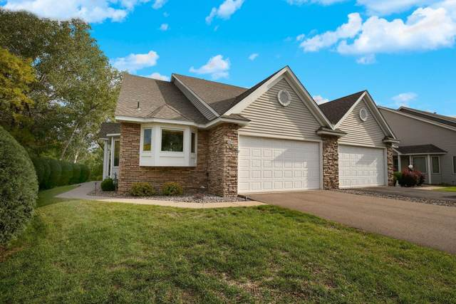 1099 Westcliff Curve, Shoreview, MN 55126 (#6105390) :: Holz Group
