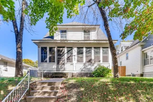 1260 Bradley Street, Saint Paul, MN 55130 (MLS #6105548) :: RE/MAX Signature Properties