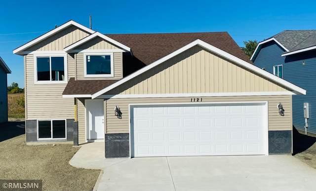 1121 Yellowstone Avenue, Saint Cloud, MN 56303 (#6105994) :: The Pietig Properties Group