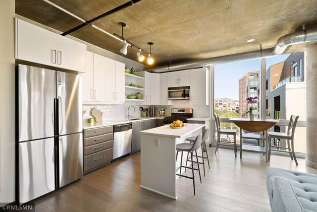 730 N 4th Street #512, Minneapolis, MN 55401 (#6106987) :: Straka Real Estate