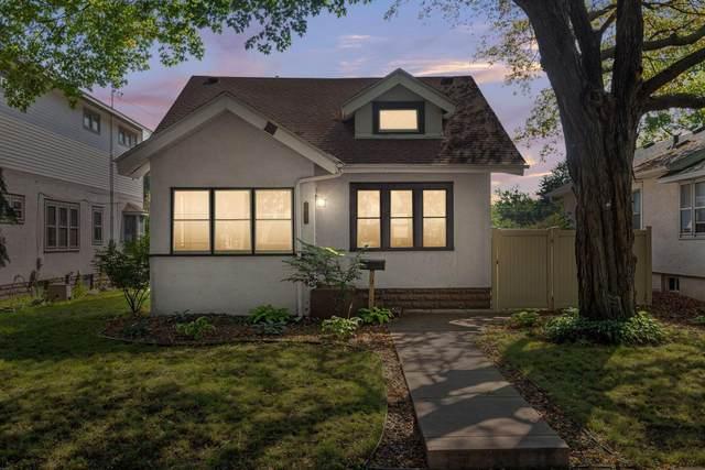 3853 43rd Avenue S, Minneapolis, MN 55406 (#6107517) :: Holz Group
