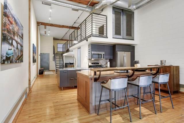 801 Washington Avenue N #219, Minneapolis, MN 55401 (#6108315) :: Straka Real Estate
