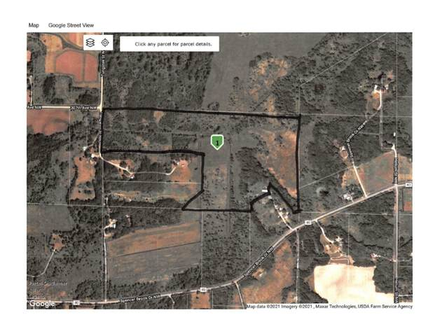 0000 Tungsten Road, Spencer Brook Twp, MN 55008 (#6108348) :: Servion Realty