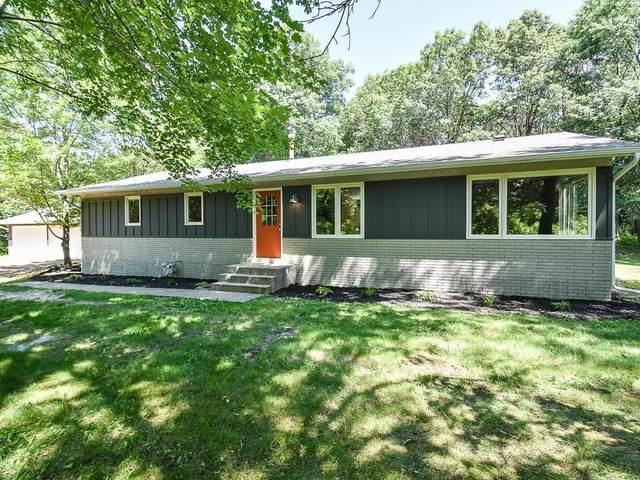 1601 153rd Avenue NE, Ham Lake, MN 55304 (#6108390) :: Servion Realty