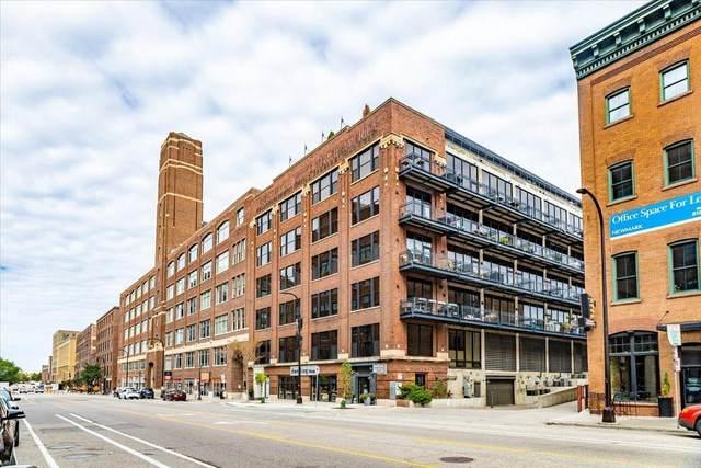 618 Washington Avenue N #508, Minneapolis, MN 55401 (#6109305) :: Straka Real Estate