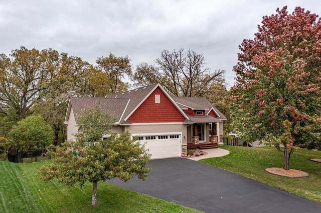 6889 170th Trail NW, Ramsey, MN 55303 (#6110646) :: Servion Realty