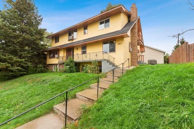 3801 Van Buren Street NE, Columbia Heights, MN 55421 (#6112609) :: Twin Cities South