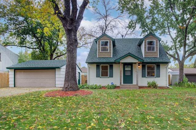 537 109th Avenue NW, Coon Rapids, MN 55448 (#6112747) :: Twin Cities South