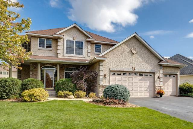 1383 126th Avenue NW, Coon Rapids, MN 55448 (#6112771) :: Holz Group