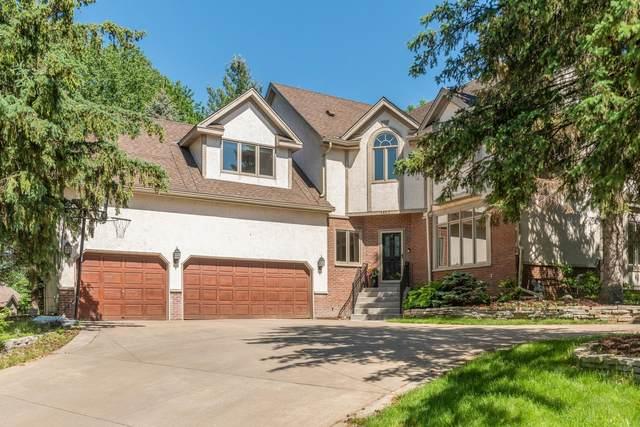 1452 Kings Wood Lane, Eagan, MN 55122 (#6112786) :: Twin Cities South
