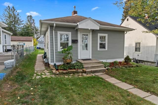1714 5th Street E, Saint Paul, MN 55106 (#6112820) :: Holz Group