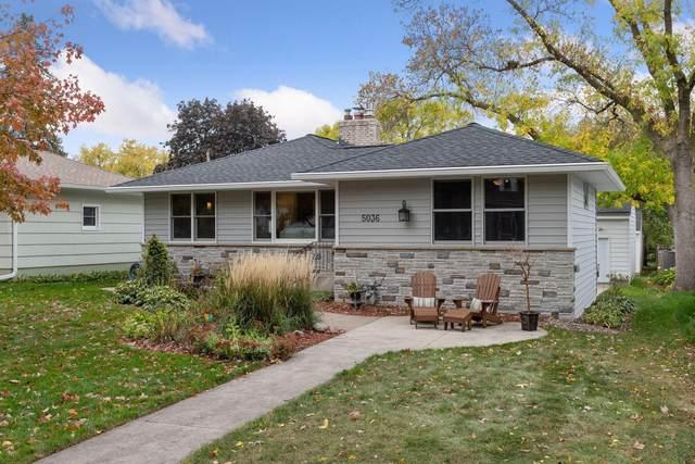 5036 William Avenue, Edina, MN 55436 (#6113885) :: Keller Williams Realty Elite at Twin City Listings
