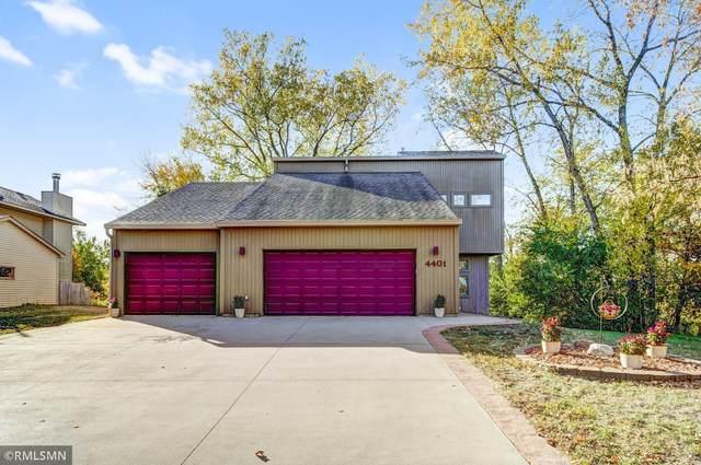 4401 Evergreen Drive, Vadnais Heights, MN 55127 (#6113919) :: The Michael Kaslow Team