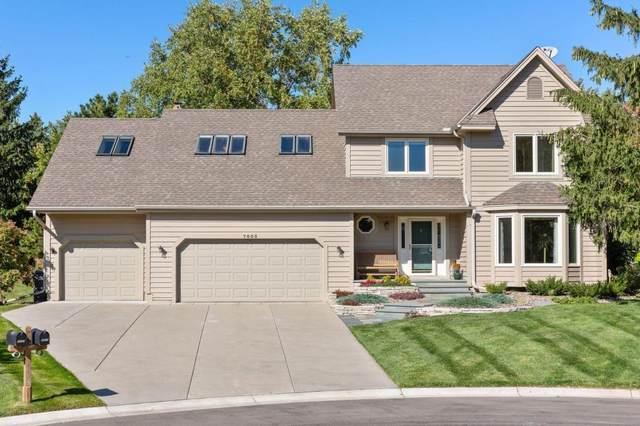 7003 Eagle Ridge, Eden Prairie, MN 55346 (#6113925) :: Carol Nelson | Edina Realty