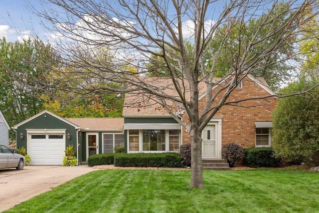 2321 Xerxes Avenue N, Golden Valley, MN 55422 (#6114286) :: Straka Real Estate