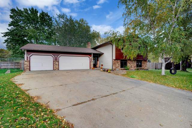 1280 105th Avenue NW, Coon Rapids, MN 55433 (#6114649) :: Servion Realty