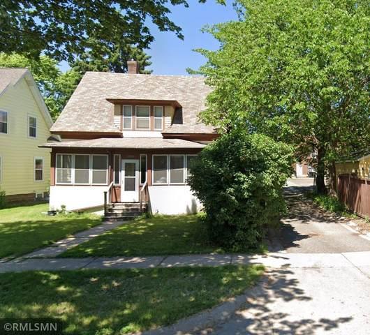 1553 Van Buren Avenue, Saint Paul, MN 55104 (#6114723) :: The Duddingston Group