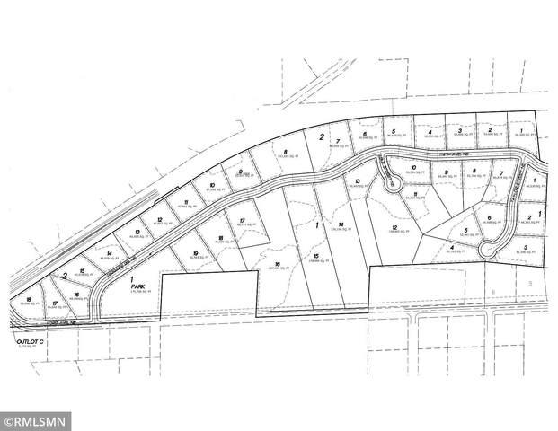 XXX Terrace Road NE, Ham Lake, MN 55304 (#6114946) :: Servion Realty