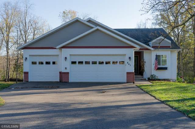W841 Silver Fox Drive, Spring Valley, WI 54767 (#6115342) :: The Duddingston Group