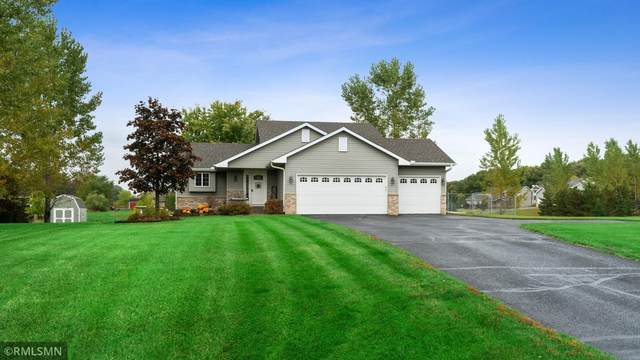 14720 285th Avenue NW, Zimmerman, MN 55398 (#6115379) :: Servion Realty