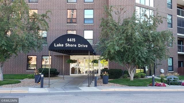 6615 Lake Shore Drive S #511, Richfield, MN 55423 (#6115462) :: Straka Real Estate