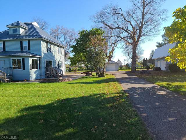 202 3rd Avenue NE, Milltown, WI 54858 (#6115589) :: Lakes Country Realty LLC