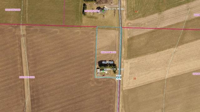 N6869 County Road Qq, Clifton Twp, WI 54021 (#6115662) :: Servion Realty