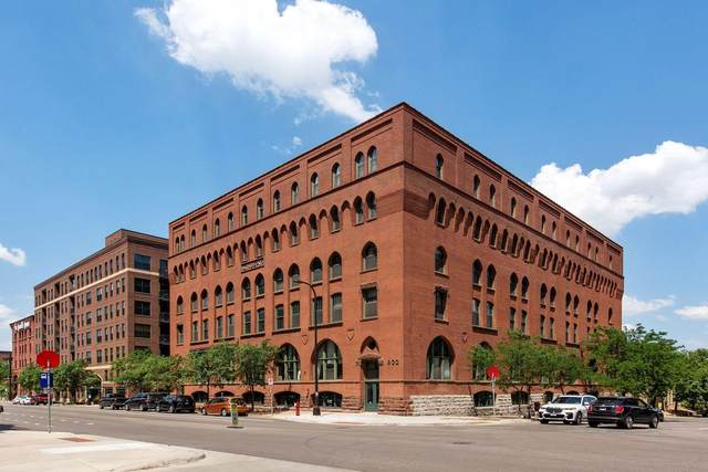 400 N 1st Street #607, Minneapolis, MN 55401 (#6115682) :: The Michael Kaslow Team