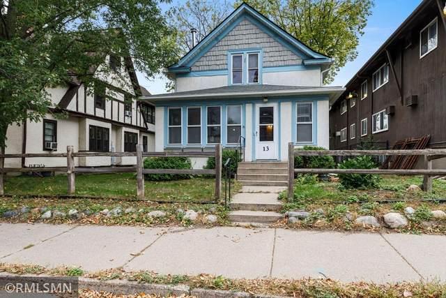13 27th Avenue SE, Minneapolis, MN 55414 (#6115910) :: Straka Real Estate