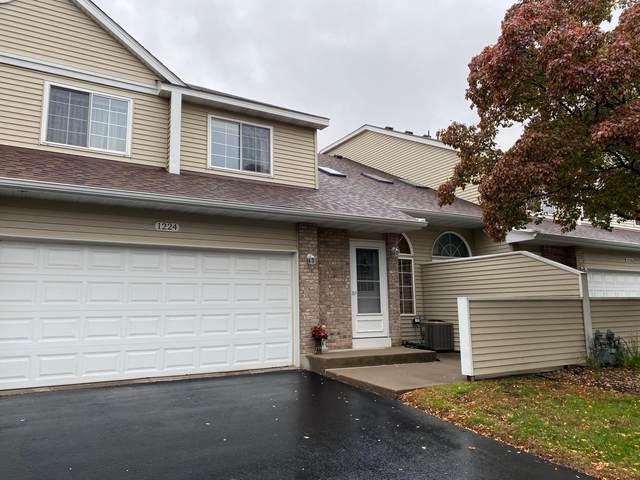 1224 Pecks Woods Drive, New Brighton, MN 55112 (#6117935) :: Twin Cities Elite Real Estate Group   TheMLSonline