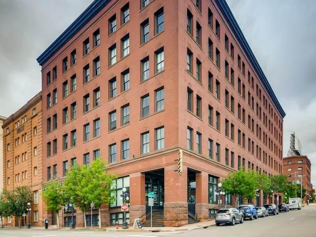 289 5th Street E #415, Saint Paul, MN 55101 (#6119382) :: The Twin Cities Team