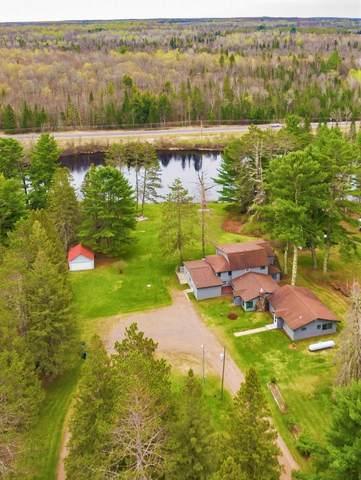4836N County Road G, Ojibwa Twp, WI 54862 (#5723200) :: Helgeson Platzke Real Estate Group