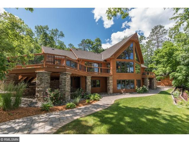 11420 Wilson Bay Drive SW, Nisswa, MN 56468 (#4804704) :: The Preferred Home Team