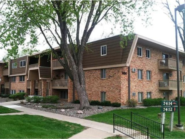 7414 W 22nd Street #207, Saint Louis Park, MN 55426 (#4878253) :: Norse Realty