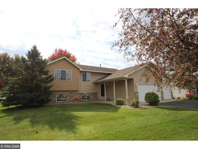 417 Elder Avenue NW, Saint Michael, MN 55376 (#4883432) :: House Hunters Minnesota- Keller Williams Classic Realty NW