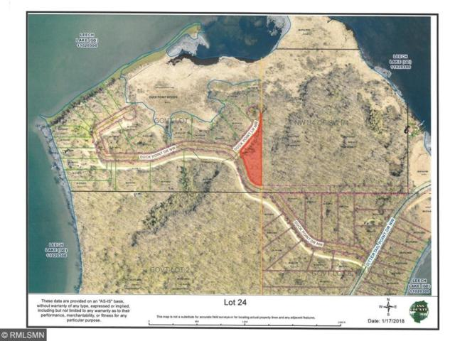 tbd Duck Point Drive, Cass Lake, MN 56633 (#4901266) :: The Sarenpa Team
