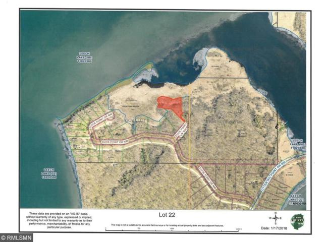tbd Duck Point Lane NW, Cass Lake, MN 56633 (#4901300) :: Olsen Real Estate Group