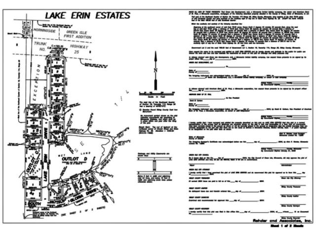 205 Lake Erin Drive, Green Isle, MN 55338 (#4903496) :: Olsen Real Estate Group