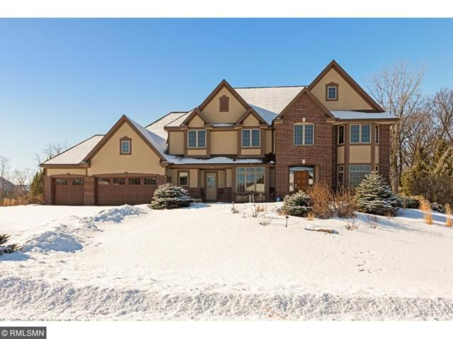 4105 Wild Meadows Drive, Medina, MN 55340 (#4905104) :: House Hunters Minnesota- Keller Williams Classic Realty NW