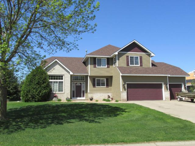 6695 Clearwater Creek Drive, Lino Lakes, MN 55038 (#4918203) :: The Preferred Home Team
