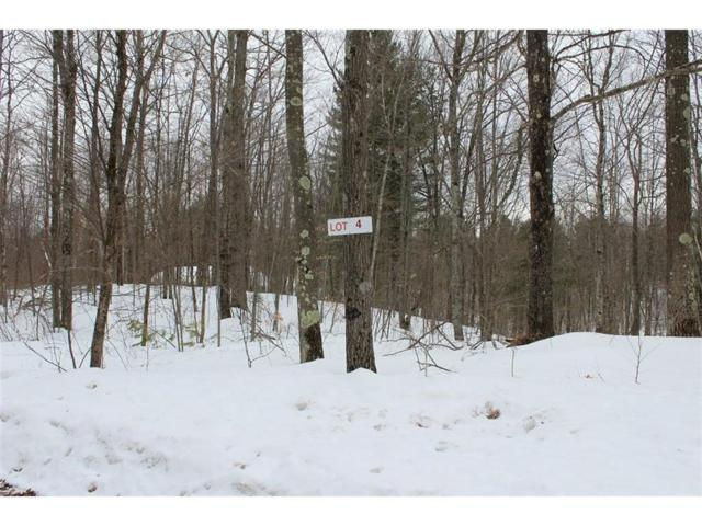 Lot 4 Hidden Woods Dr, Hayward Twp, WI 54843 (#4920146) :: The Sarenpa Team