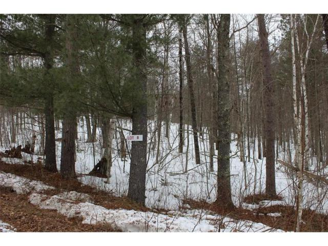 Lot 8 Hidden Woods Dr, Hayward Twp, WI 54843 (#4920149) :: The Sarenpa Team