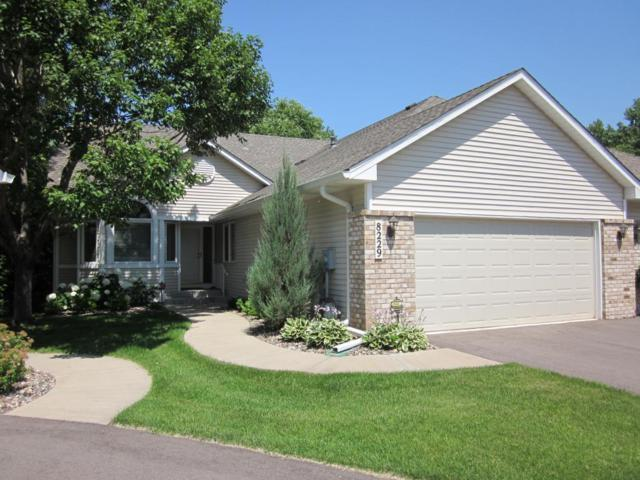 8229 Creekside Circle, Bloomington, MN 55437 (#4940916) :: The MN Team