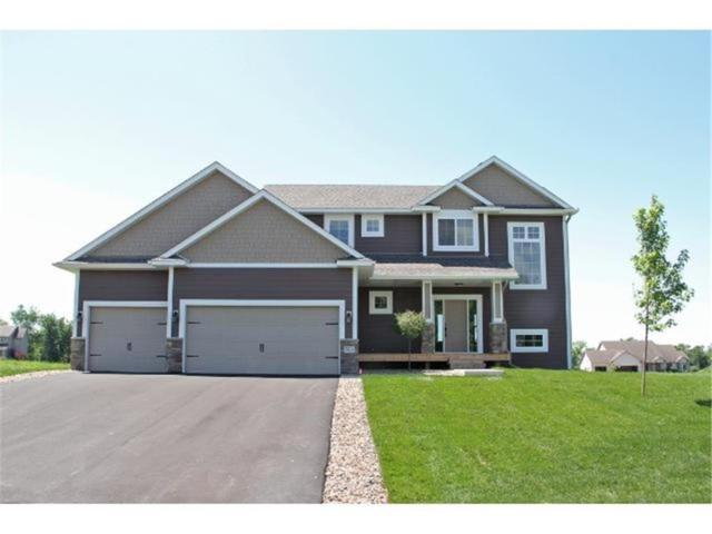323 Limestone Road, Cannon Falls, MN 55009 (#4945481) :: The Hergenrother Group North Suburban