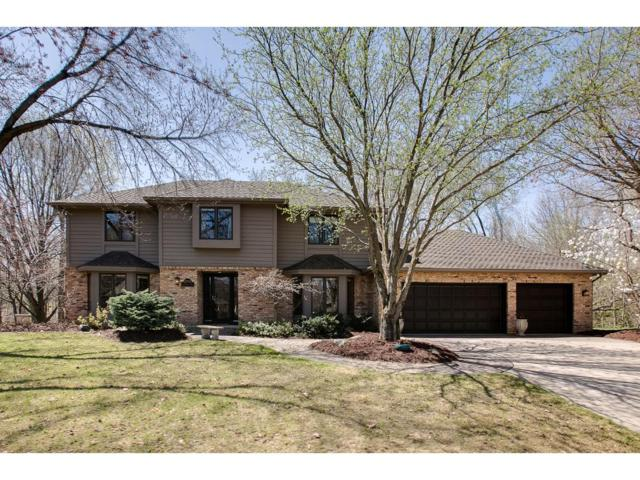17735 Kettering Trail, Lakeville, MN 55044 (#4949530) :: The Hergenrother Group North Suburban