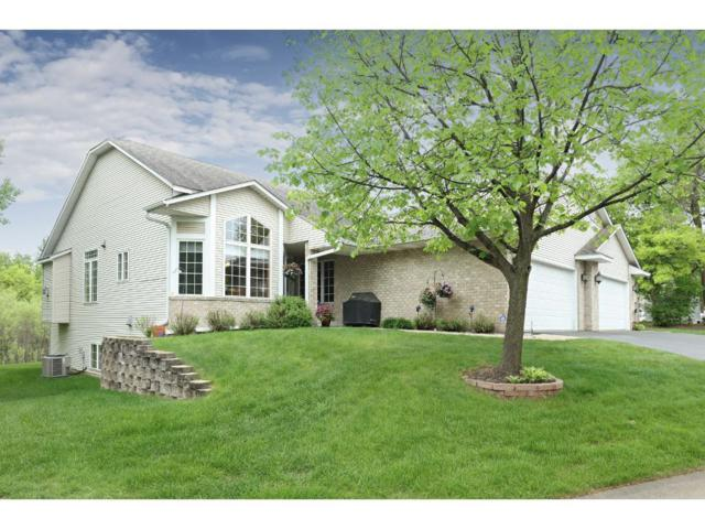 12804 Falcon Drive, Apple Valley, MN 55124 (#4956465) :: The Hergenrother Group North Suburban