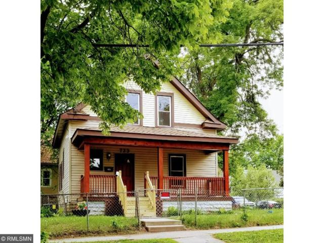 723 30th Avenue N, Minneapolis, MN 55411 (#4956987) :: Hergenrother Group