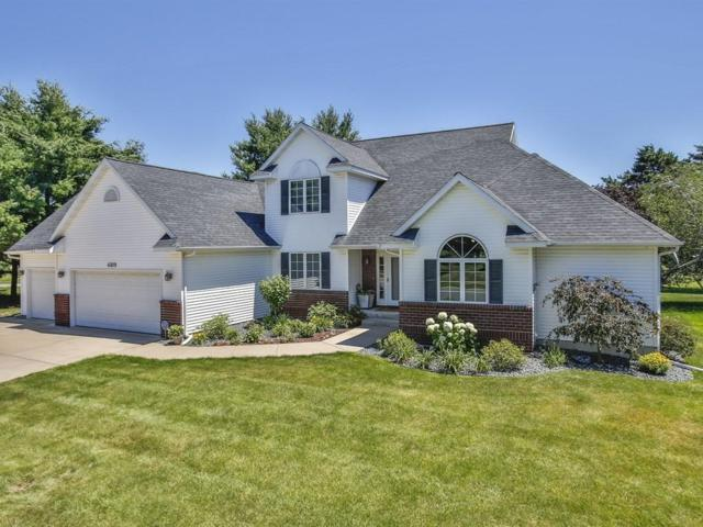4009 Pine Meadow Drive, Eau Claire, WI 54701 (MLS #4976095) :: The Hergenrother Realty Group