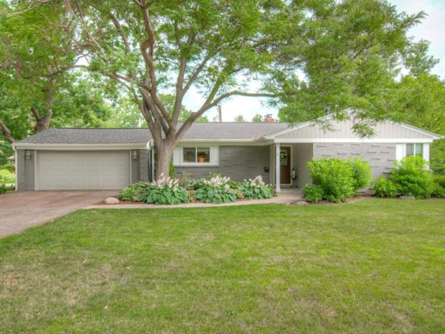 711 S Drillane Road, Hopkins, MN 55305 (#4981701) :: Hergenrother Group