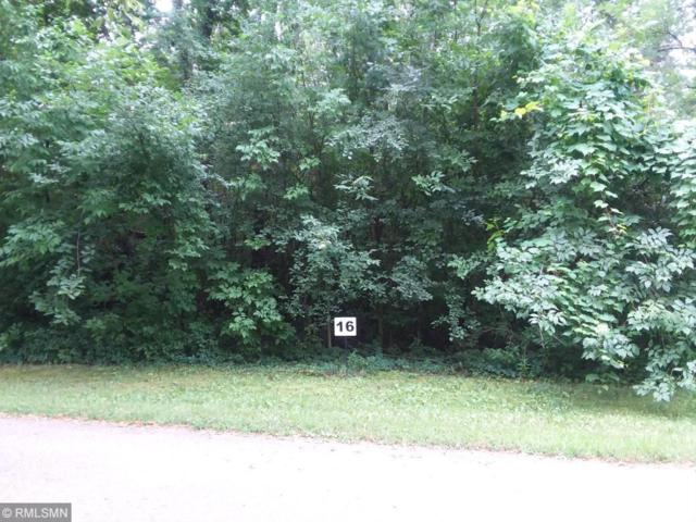Lot 16 W 185th Avenue, Hager City, WI 54014 (#4987923) :: The Michael Kaslow Team